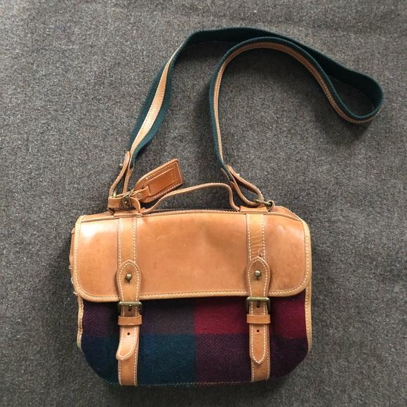 Vintage Ralph Lauren crossbody bag c66bbf752599e